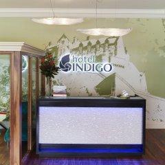 Отель Indigo Edinburgh Великобритания, Эдинбург - отзывы, цены и фото номеров - забронировать отель Indigo Edinburgh онлайн интерьер отеля фото 2