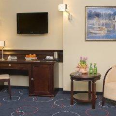 Отель Admirał Польша, Гданьск - 4 отзыва об отеле, цены и фото номеров - забронировать отель Admirał онлайн удобства в номере фото 2