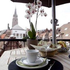 Отель Loppem 9-11 Бельгия, Брюгге - отзывы, цены и фото номеров - забронировать отель Loppem 9-11 онлайн питание фото 2