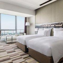 Отель Langham Place Xiamen Китай, Сямынь - отзывы, цены и фото номеров - забронировать отель Langham Place Xiamen онлайн комната для гостей фото 2