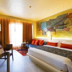 Siam@Siam Design Hotel Bangkok 4* Стандартный номер с различными типами кроватей фото 19
