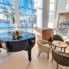 Отель Cavalieri Art Hotel Мальта, Сан Джулианс - 11 отзывов об отеле, цены и фото номеров - забронировать отель Cavalieri Art Hotel онлайн интерьер отеля фото 2