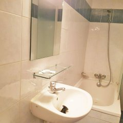 Отель Hôtel Sibour ванная