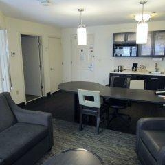 Отель Candlewood Suites Columbus Airport США, Гаханна - отзывы, цены и фото номеров - забронировать отель Candlewood Suites Columbus Airport онлайн комната для гостей фото 4