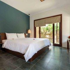 Отель An Bang Seastar Boutique Villa Хойан комната для гостей