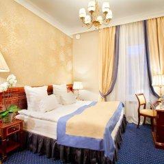 Бутик-Отель Золотой Треугольник 4* Стандартный номер с двуспальной кроватью фото 45