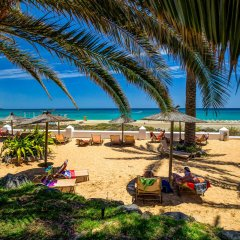 Отель SBH Costa Calma Palace Thalasso & Spa пляж фото 2