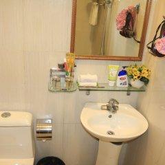 Отель A25 Hoang Quoc Viet Ханой ванная