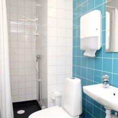 Отель Citysleep Швеция, Лулео - отзывы, цены и фото номеров - забронировать отель Citysleep онлайн ванная