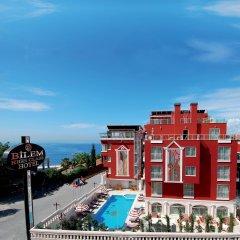 Bilem High Class Hotel Турция, Анталья - 2 отзыва об отеле, цены и фото номеров - забронировать отель Bilem High Class Hotel онлайн бассейн фото 3