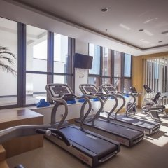 Гостиница Пекин фитнесс-зал фото 2
