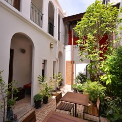 Neighbor Phuthon Boutique Hostel фото 11