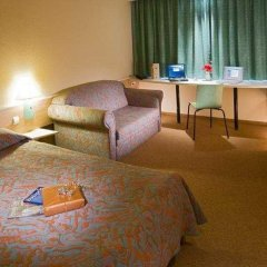 Отель Ibis Budapest Vaci Ut комната для гостей
