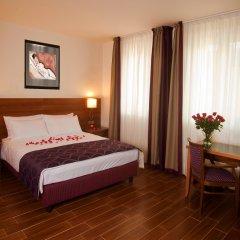 Hotel Galileo Prague комната для гостей