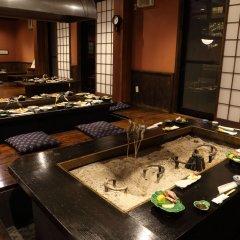 Отель Kurokawa Onsen Ryokan Wakaba Минамиогуни питание фото 2