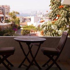 Отель Puerto Vallarta 2br condo Loma del Mar балкон
