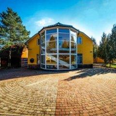 Гостиница Sanatorium Konvaliya Украина, Трускавец - отзывы, цены и фото номеров - забронировать гостиницу Sanatorium Konvaliya онлайн парковка