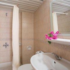 Club Amaris Apartment Турция, Мармарис - 1 отзыв об отеле, цены и фото номеров - забронировать отель Club Amaris Apartment онлайн ванная фото 2