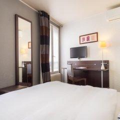 Отель le 55 Montparnasse Hôtel Париж комната для гостей фото 3
