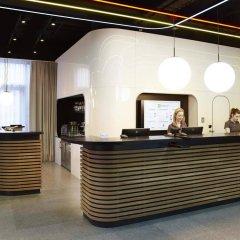 Отель ibis Styles Warszawa City Польша, Варшава - 2 отзыва об отеле, цены и фото номеров - забронировать отель ibis Styles Warszawa City онлайн интерьер отеля фото 2