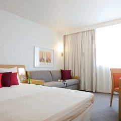 Отель Novotel Rennes Alma комната для гостей фото 5
