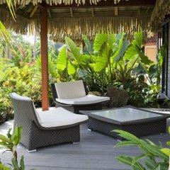 Отель Maitai Lapita Village Huahine спа
