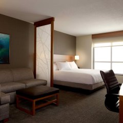Отель Hyatt Place Washington DC/National Mall комната для гостей