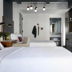 The Renwick Hotel New York City, Curio Collection by Hilton комната для гостей