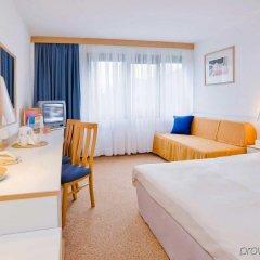 Отель Novotel Poznan Malta Польша, Познань - 4 отзыва об отеле, цены и фото номеров - забронировать отель Novotel Poznan Malta онлайн комната для гостей фото 3