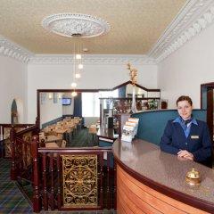 Отель Piries Hotel Великобритания, Эдинбург - отзывы, цены и фото номеров - забронировать отель Piries Hotel онлайн интерьер отеля фото 3