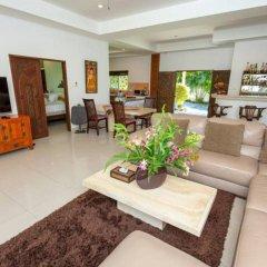 Отель La Romanee Infinity Villa by Jetta комната для гостей фото 3
