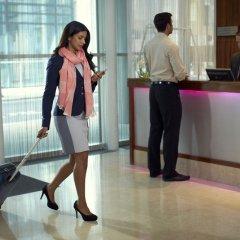 Отель Crowne Plaza London - The City Великобритания, Лондон - отзывы, цены и фото номеров - забронировать отель Crowne Plaza London - The City онлайн фитнесс-зал фото 2