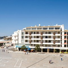 Отель Edificio Albufeira - Apartamentos парковка