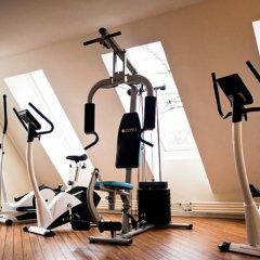 Comfort Hotel Park фитнесс-зал фото 3