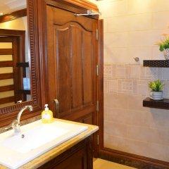 Отель Amra Palace International Иордания, Вади-Муса - отзывы, цены и фото номеров - забронировать отель Amra Palace International онлайн ванная
