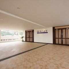 Отель Kata Sea Breeze Resort парковка