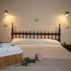 Отель Carabela la Pinta Испания, Байона - отзывы, цены и фото номеров - забронировать отель Carabela la Pinta онлайн комната для гостей фото 5