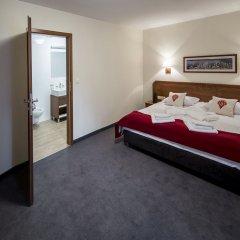 Hotel Logos сейф в номере