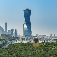Sheraton Riyadh Hotel & Towers балкон