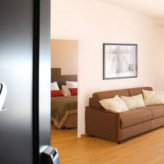 Отель Residhome Arcachon Plazza комната для гостей