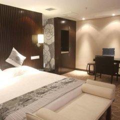 Jiangwan Business Hotel - Wuyuan комната для гостей фото 4