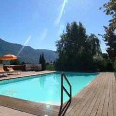 Отель Pension Golser Италия, Чермес - отзывы, цены и фото номеров - забронировать отель Pension Golser онлайн бассейн