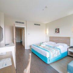 Crystal Sunrise Queen Luxury Resort & Spa Турция, Сиде - 1 отзыв об отеле, цены и фото номеров - забронировать отель Crystal Sunrise Queen Luxury Resort & Spa - All Inclusive онлайн комната для гостей фото 5
