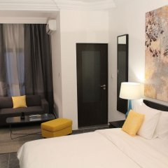 Semiramis Hotel in Nouakchott, Mauritania from 153$, photos, reviews - zenhotels.com guestroom photo 3