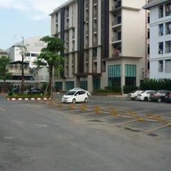 Отель Ben Residence парковка