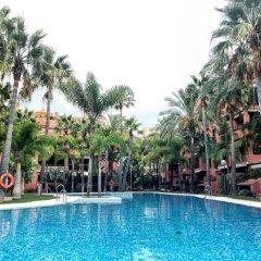 Отель Apartamento Samira. Costa Tropical бассейн