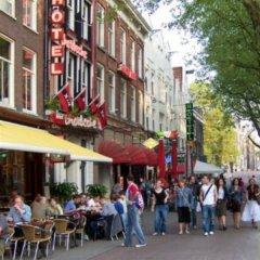 Отель Budget Hotel Thorbecke Нидерланды, Амстердам - отзывы, цены и фото номеров - забронировать отель Budget Hotel Thorbecke онлайн питание фото 3