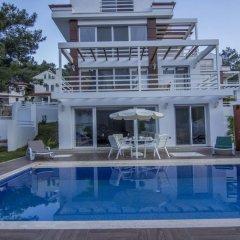 Luxury Villa 1 with Private Pool Турция, Олудениз - отзывы, цены и фото номеров - забронировать отель Luxury Villa 1 with Private Pool онлайн бассейн