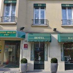 Отель Baldi вид на фасад фото 2