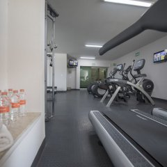 Hotel Victoria Ejecutivo фитнесс-зал фото 4